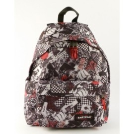 EastPak - ZAINO Padded Pak-R FANTASIA - BOYS ROCK