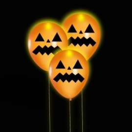 Halloween PALLONCINI LUMINOSI