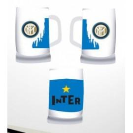Calcio BOCCALE IN VETRO INTER