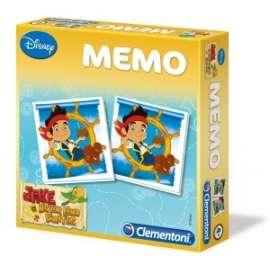 Giochi MEMO GAMES JAKE AND NEVERLAND PIRATES