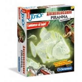 Giochi FOCUS PIRANHA LUMINOSO AL BUIO