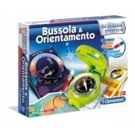 Giochi BUSSOLA E ORIENTAMENTO +8anni