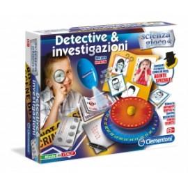 Giochi DETECTIVE E INVESTIGAZIONI +8anni