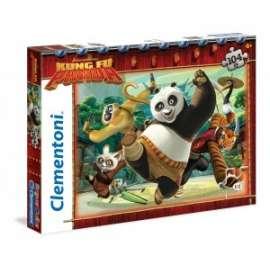 Giochi PUZZLE - 104 - KUNG FU PANDA