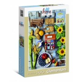 Giochi PUZZLE - 500 -  HOME COLLECTION GARDEN