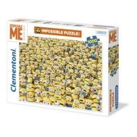 Giochi PUZZLE - 1000 - MINIONS IMPOSSIBLE