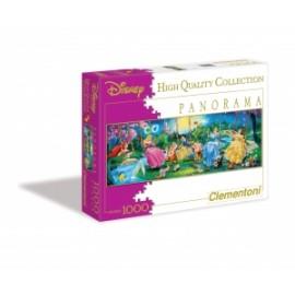 Giochi PUZZLE - 1000 - PANORAMIC DISNEY PRINCESS