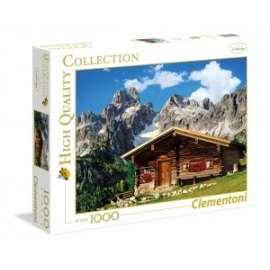 Giochi PUZZLE - 1000 - AUSTRIA. THE MOUNTAIN HOUSE