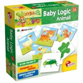 Giochi CAROTINA BABY LOGIC ANIMALI 3-6anni