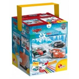 *OFFERTA Giochi PUZZLE - MAXI 48 - CARS IN FUSTINO