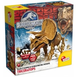 Giochi JURASSIC WORLD KIT TRICERATOPS