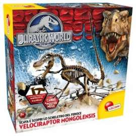 Giochi JURASSIC WORLD KIT VELOCIRAPTOR