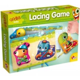 Giochi CAROTINA BABY LACING GAME 3-6anni