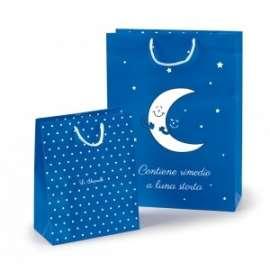 Shopper Carta 20x25x10 LUNA conf.10pz