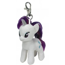 Peluche MY LITTLE PONY - RARITY CLIP 12cm