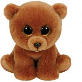 Peluche BEANIE BABIES - BROWNIE 15cm