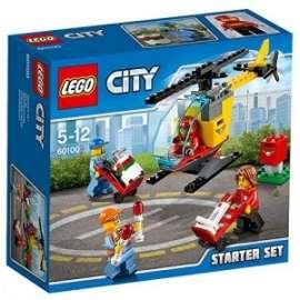Giochi LEGO City - 60100 - STARTER SET AEREOPORTO