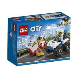 Giochi LEGO City - 60135 - ARRESTO CON IL FUORISTRADA
