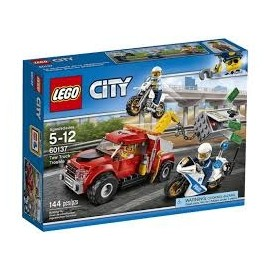Giochi LEGO City - 60137 - AUTOGRù IN PANNE