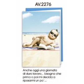 Biglietti Generici BIMBO IN SPIAGGIA conf.6pz