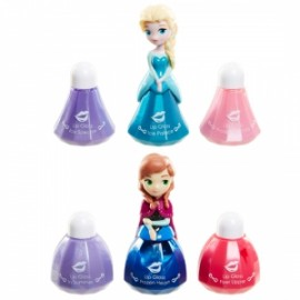 Giochi FROZEN BAMBOLINE MAKE UP