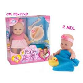 Giochi BABOLA BABY PRIME PAPPE 24cm