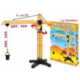 Giochi GRU MULTIFUNZIONI 55cm