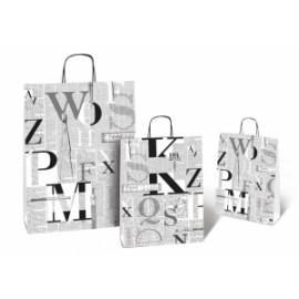 Shopper Carta 16x8x21 GIORNALE conf.10pz