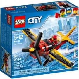 Giochi LEGO City - 60144 - AEREO DA COMPETIZIONE