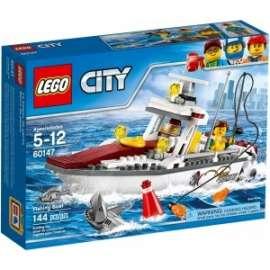 Giochi LEGO City - 60147 - PESCHERECCIO