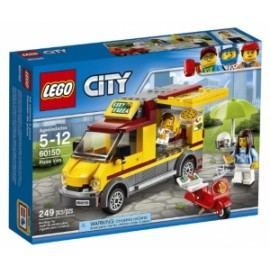 Giochi LEGO City - 60150 - FURGONE DELLE PIZZE