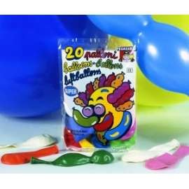 PARTY PALLONCINI GIGANTI 20pz
