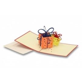 Biglietti Origami PACCHETTI REGALO
