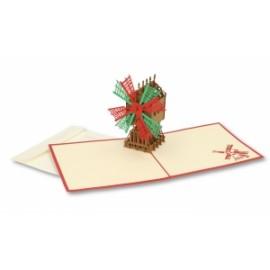 Biglietti Origami MULINO
