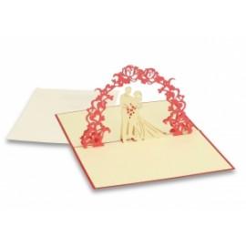 Biglietti Origami LOVE