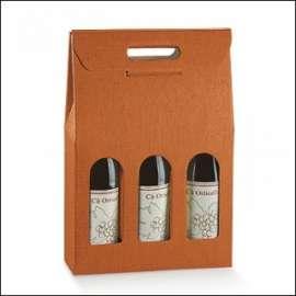 Magic-Box TERRA 3Bottiglie 270x090x400mm