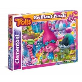 Giochi PUZZLE - 104 - TROLLS