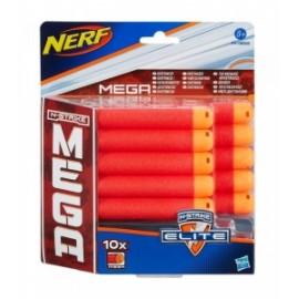 Giochi NERF MEGA DARDI 10pz