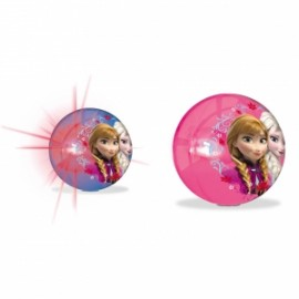 PALLE FLASH BALL DISNEY C/LUCE diam.14cm
