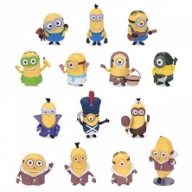 *Giochi MINIONS ACTION FIGURES