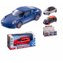 Giochi AUTO FAST ROAD ASSORTITE 1:43