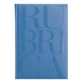 RUBRICA 11X16 carta bianca Milano