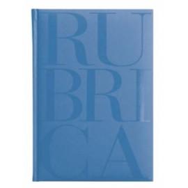 RUBRICA 14X20 carta bianca Milano
