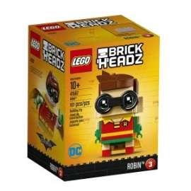 Giochi LEGO Brick Headz - 41587 - ROBIN
