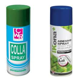Colla Fissativa spray