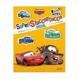 Libri WALT DISNEY - CARS SUPERSTACCATTACCA SPECIAL