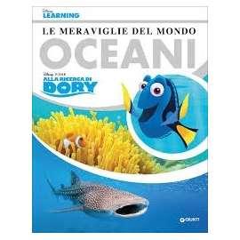 Libri WALT DISNEY - CREATURE DALL OCEANO DORY