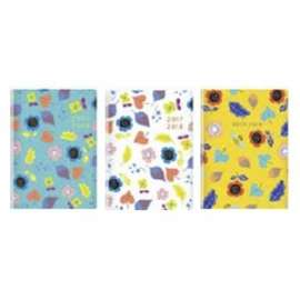 Letts SCUOLA 17/18 - Flexi Pattern gloss - A5 Settimanale