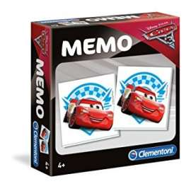Giochi MEMO GAMES CARS 3