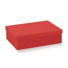 Scatole regalo color rosso
